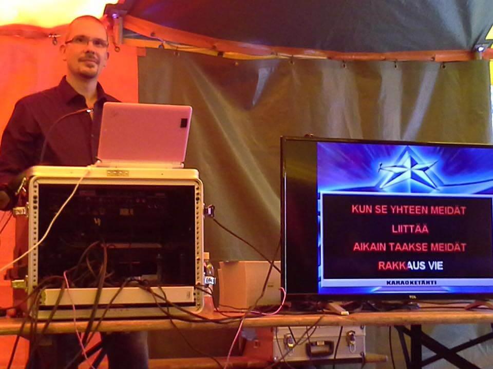AV laitteet, karaoke, Sähkö-av