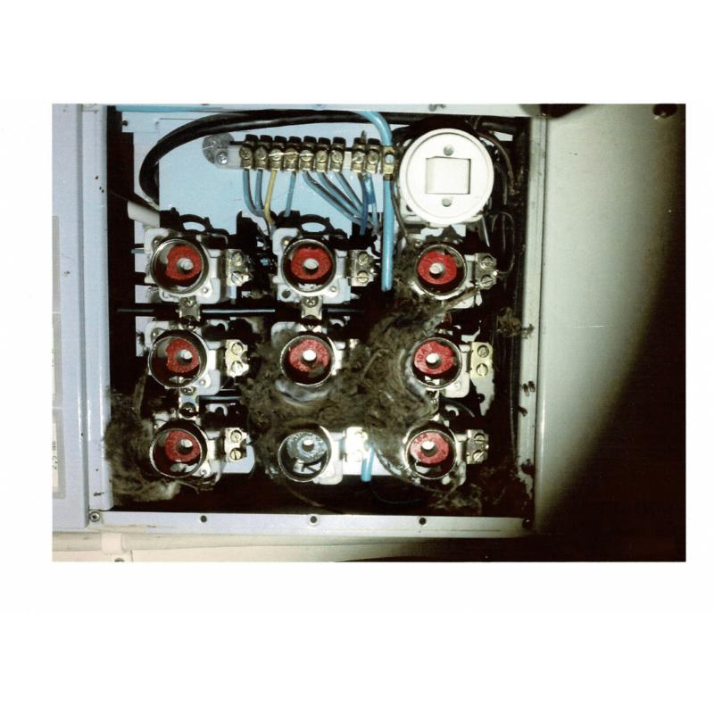 sähkölaitteiston kuntotutkimus, Sähkö-av