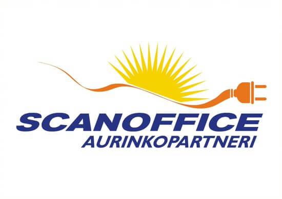 Scanoffice_aurinkopartnerilogo